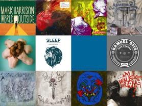 Album Roundup 030